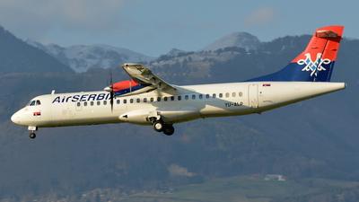 A picture of YUALP - ATR 72202 - AirSERBIA - © Davor - Sierra5