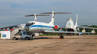 RA-65980 - Tupolev Tu-134A - Russia - Air Force