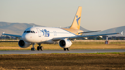 EI-GFO - Airbus A319-112 - I-Fly Airlines