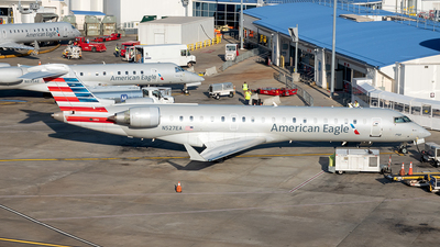 N527EA - Bombardier CRJ-702ER - American Eagle (PSA Airlines)