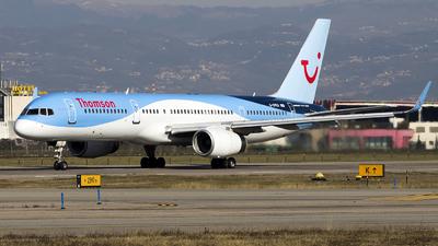 G-CPEU - Boeing 757-236 - Thomson Airways