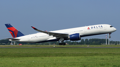 A picture of N501DN - Airbus A350941 - Delta Air Lines - © Jan Seler