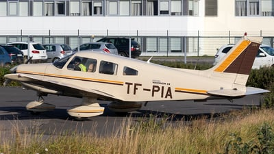 TF-PIA - Piper PA-28-161 Warrior II - Private