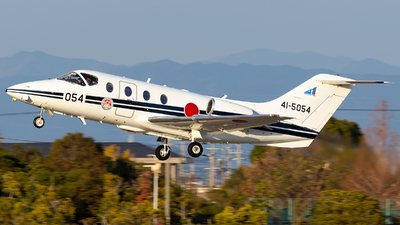 41-5054 - Beechcraft T-400 - Japan - Air Self Defence Force (JASDF)