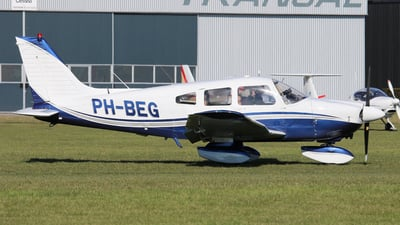 A picture of PHBEG - Piper PA28181 - [287890419] - © BaszB