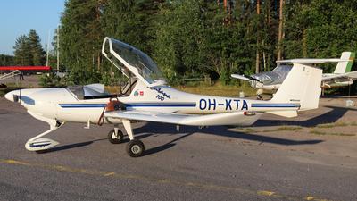 OH-KTA - Diamond DV-20 Katana - Turun Lentokerho