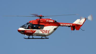 D-HIMB - MBB BK117 - Deutsche Rettungsflugwacht (DRF)