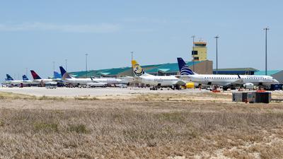 TNCA - Airport - Ramp