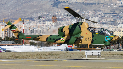3-4602 - Bell AH-1J International Cobra - Iran - Army