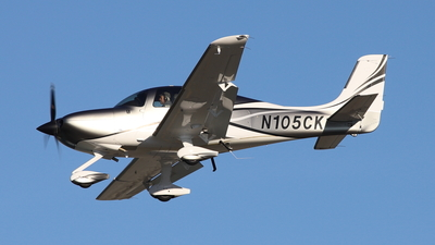 N105CK - Cirrus SR22-GTS - Private