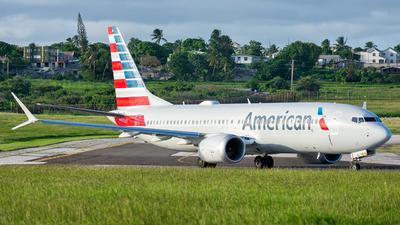 N321RL - Boeing 737-8 MAX - American Airlines