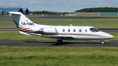 CS-DMC - Beechcraft 400A Beechjet - NetJets Aviation