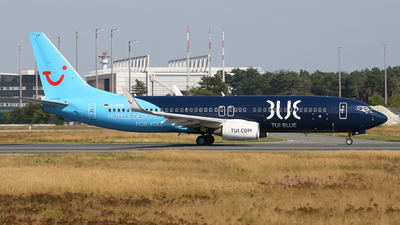 A picture of DABKM - Boeing 73786J - TUI fly - © Martin Hilgert