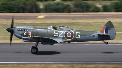 TE311 - Supermarine Spitfire Mk.XVI - United Kingdom - Battle of Britain Memorial Flight (BBMF)