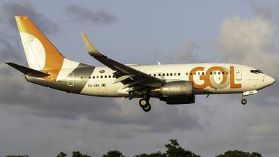 A picture of PRGEK - Boeing 73776N - GOL Linhas Aereas - © Davi P. Ribeiro