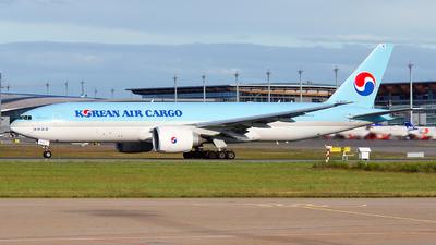 HL8043 - Boeing 777-FB5 - Korean Air Cargo