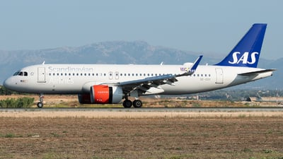 A picture of SEDOY - Airbus A320251N - SAS - © Stefan Bayer