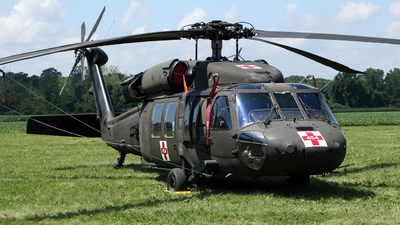 80-23454 - Sikorsky UH-60A Blackhawk - United States - US Army