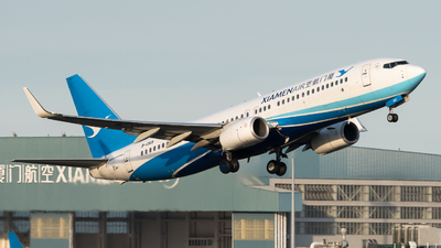 B-1369 - Boeing 737-85C - Xiamen Airlines