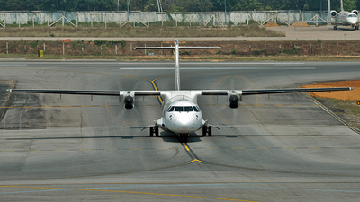 XY-AMN - ATR 72-212A(600) - Air KBZ