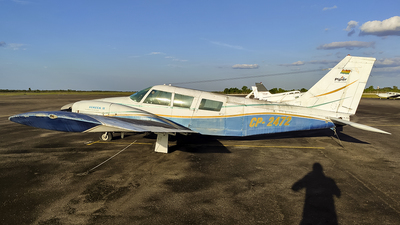 CP-2472 - Piper PA-34-200 Seneca - Private