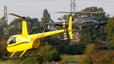 G-ICET - Robinson R44 Cadet - Private