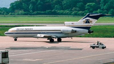 N284AT - Boeing 727-22 - British Airways