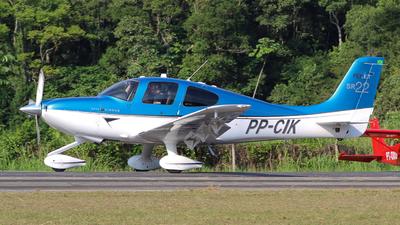 PP-CIK - Cirrus SR22-GTS - Private