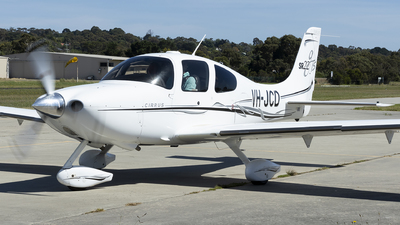 VH-JCD - Cirrus SR22-GTS - Private