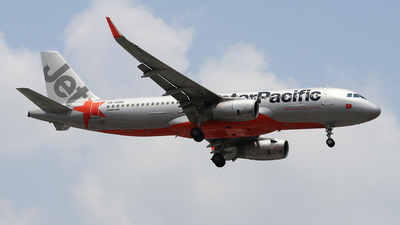 VN-A568 - Airbus A320-232 - Jetstar Pacific Airlines