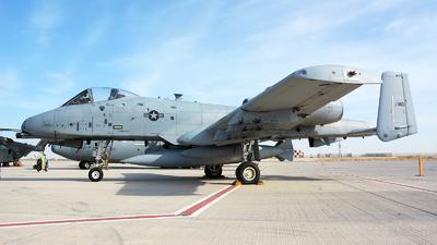 81-0960 - Fairchild A-10C Thunderbolt II - United States - US Air Force (USAF)