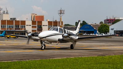 PR-BHR - Beechcraft G58 Baron - Private