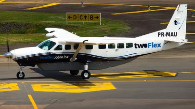 A picture of PRMAU - Cessna 208B Grand Caravan - Azul Linhas Aereas - © Roger Rodrigues