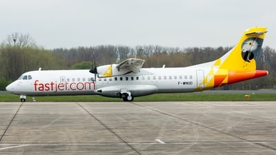A picture of FWNUD - ATR 72600 - [] - © Marco Materlik