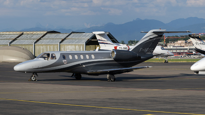 F-HRSC - Cessna 525A CitationJet CJ2 - Private