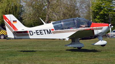 D-EETM - Robin DR400/180 Régent - Private