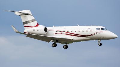 A picture of XABAY - Gulfstream G280 - [2007] - © Gabriel Mora