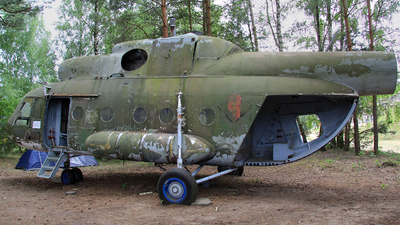395 - Mil Mi-8T Hip - German Democratic Republic - Air Force