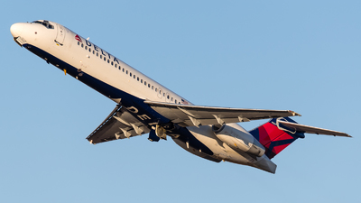 A picture of N949AT - Boeing 7172BD - Delta Air Lines - © Positive Rate Photography