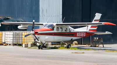 N55EU - Cessna P210N Pressurized Centurion - Private
