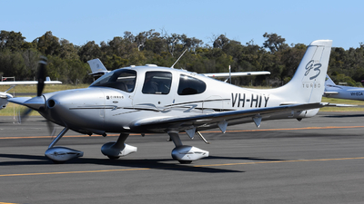 VH-HIY - Cirrus SR22-G3 Turbo - Private