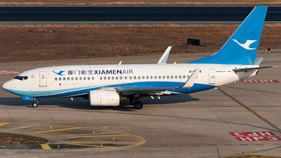 A picture of B5278 - Boeing 73775C - Xiamen Air - © AndySpotter