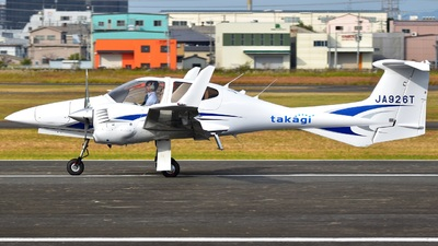 A picture of JA926T - Diamond DA42 NG Twin Star - [42.N057] - © Clair