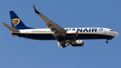 EI-FOS - Boeing 737-8AS - Ryanair
