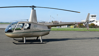 A picture of FHTOR - Robinson R44 II - [14303] - © bruno muthelet