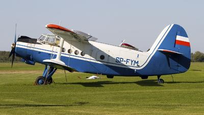 SP-FYM - PZL-Mielec An-2 - Aero Club - Lubelski