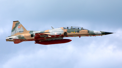 Y92504 - Northrop F-5F Tiger II - Tunisia - Air Force