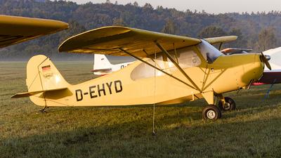 D-EHYD - Aeronca 7AC Champion - Private