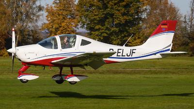 D-ELJF - Tecnam P2002JF Sierra - Luftsportverein Günzburg