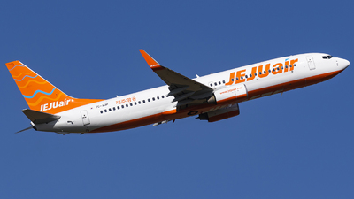 TC-AJP - Boeing 737-82R - Jeju Air